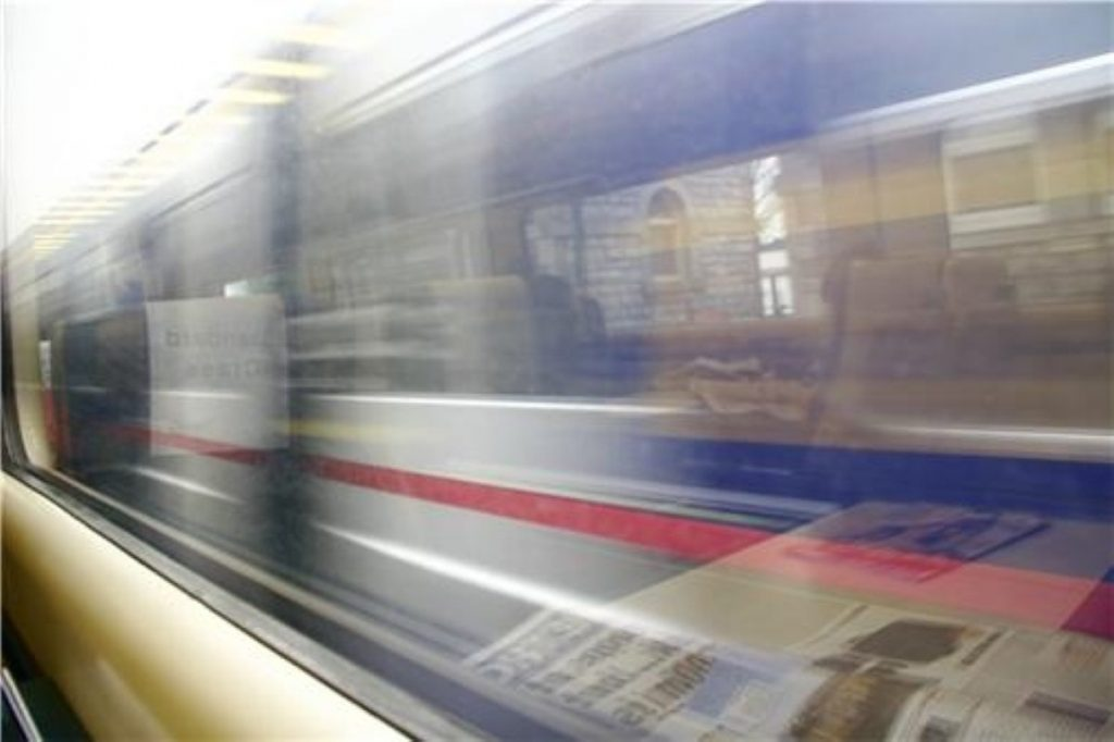 Tories say train fare hikes are to cut overcrowding