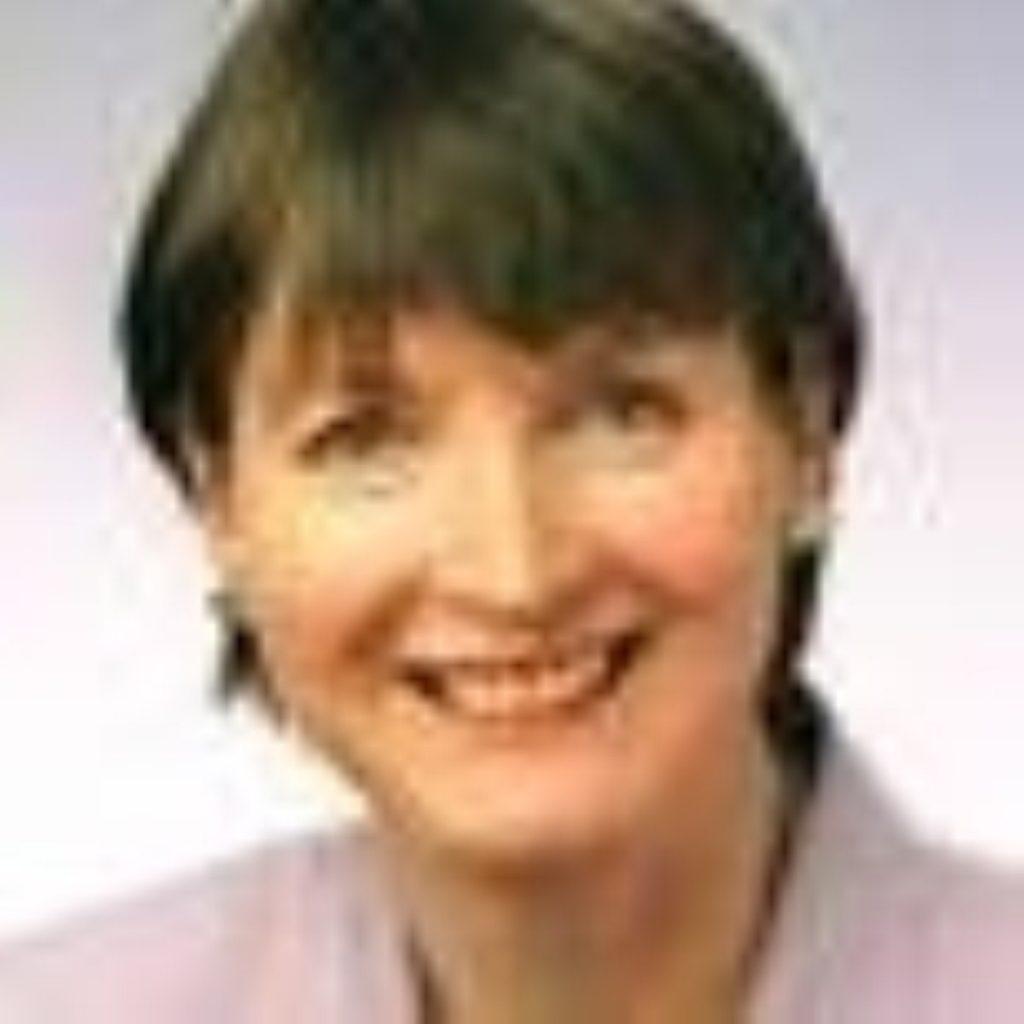 Harriet Harman will put family at the heart of her deputy leadership bid