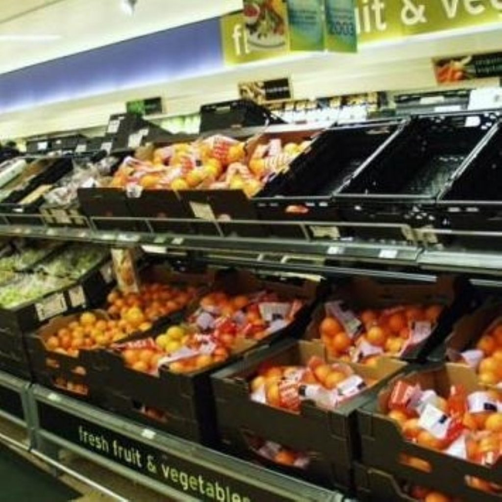 Competition Commisison takes on supermarkets