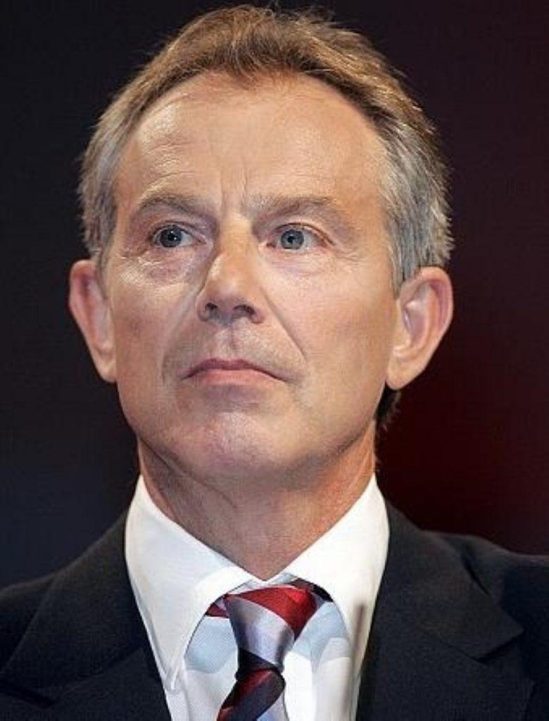 Blair completes ten years in power