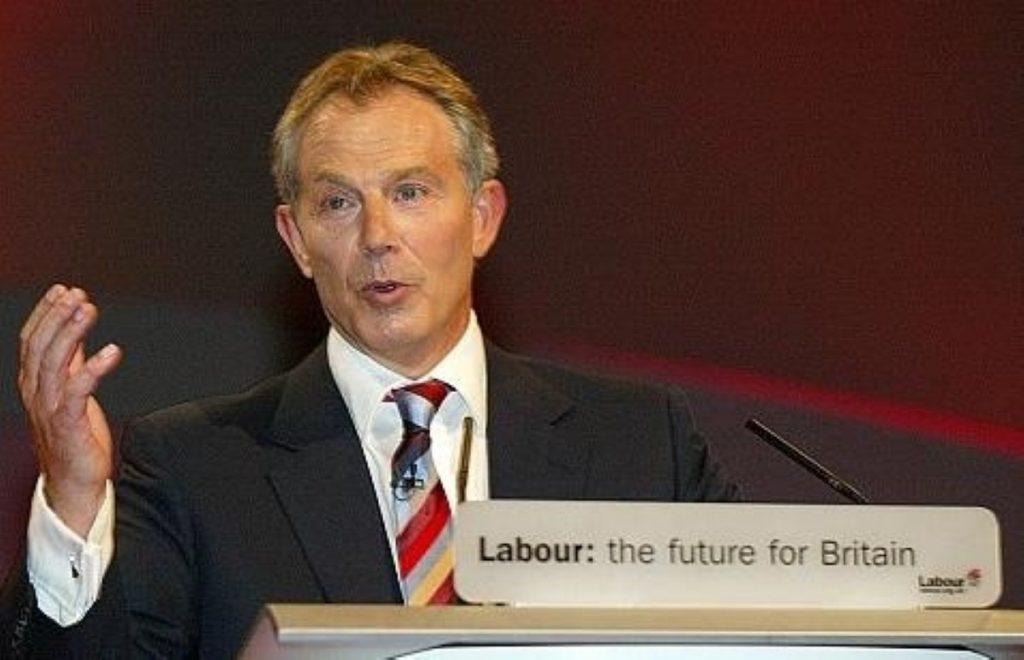 Blair to meet with European leaders
