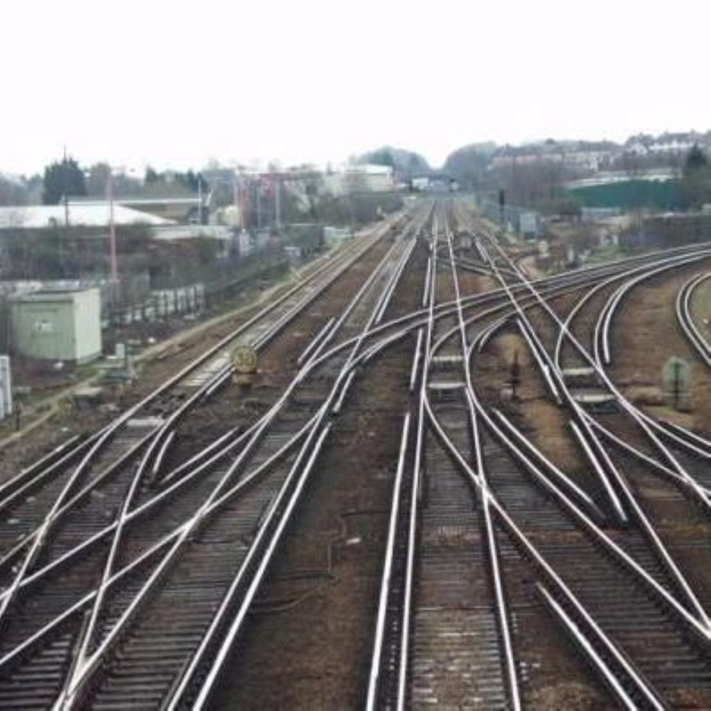 Network Rail's links with emergency services are of concern
