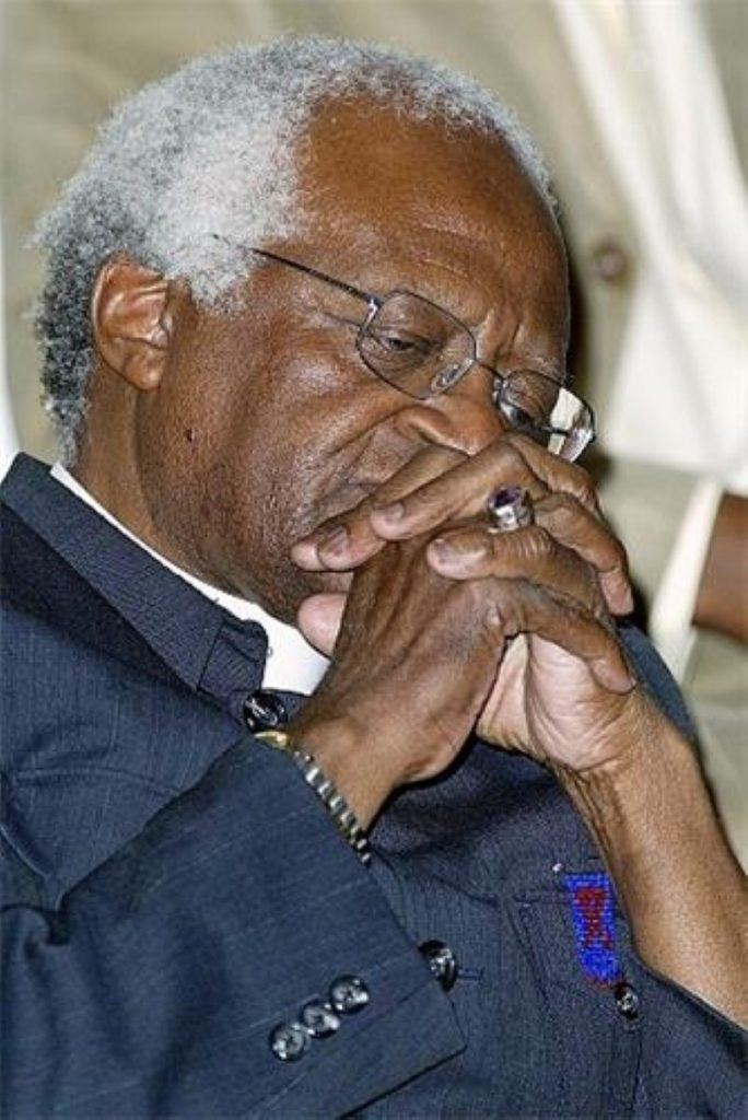 Desmond Tutu is one of the most celebrated figures in modern South Africa