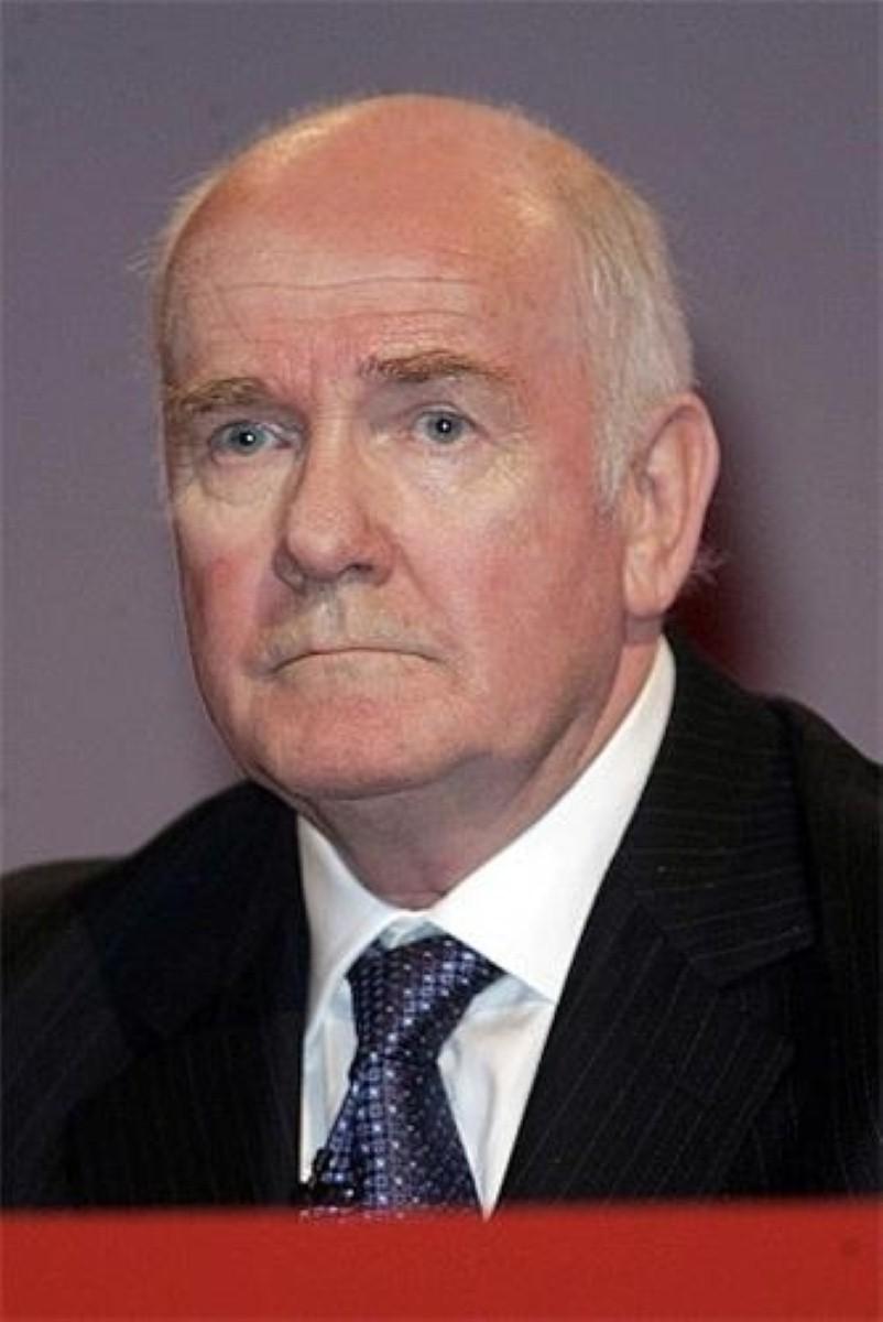 John Reid says the treaty is integral to fighting international crime