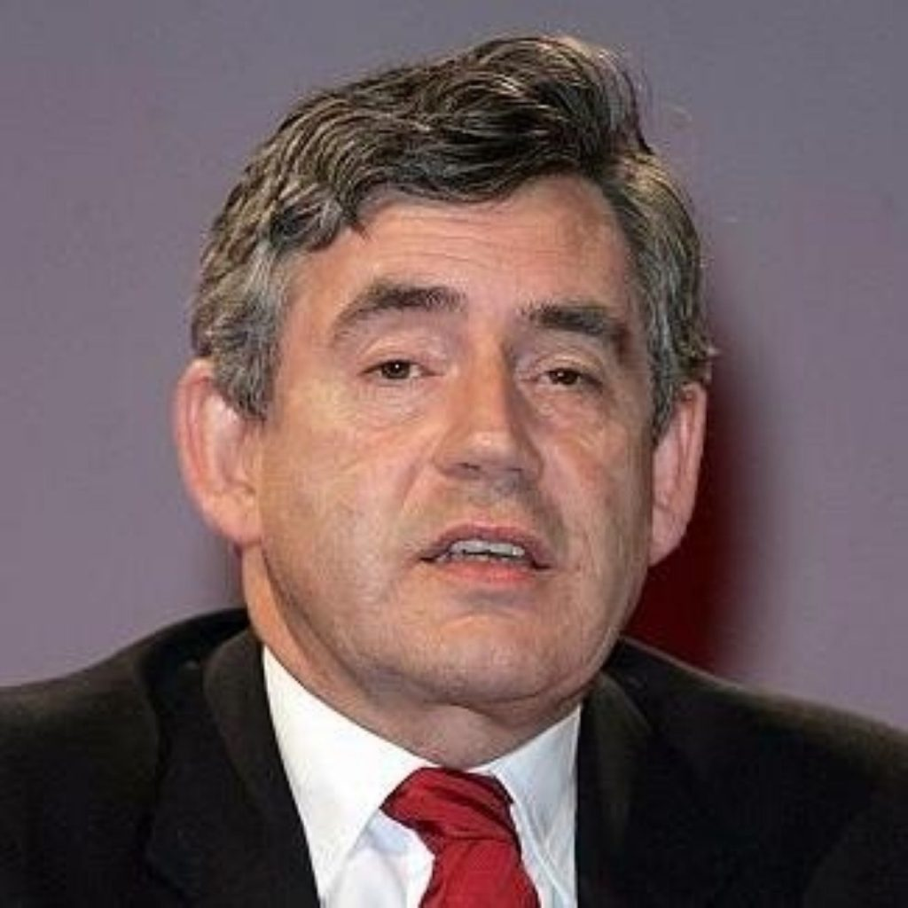 Gordon Brown's poll ratings plummet in light of revelations about the chancellor's changes to pensions system