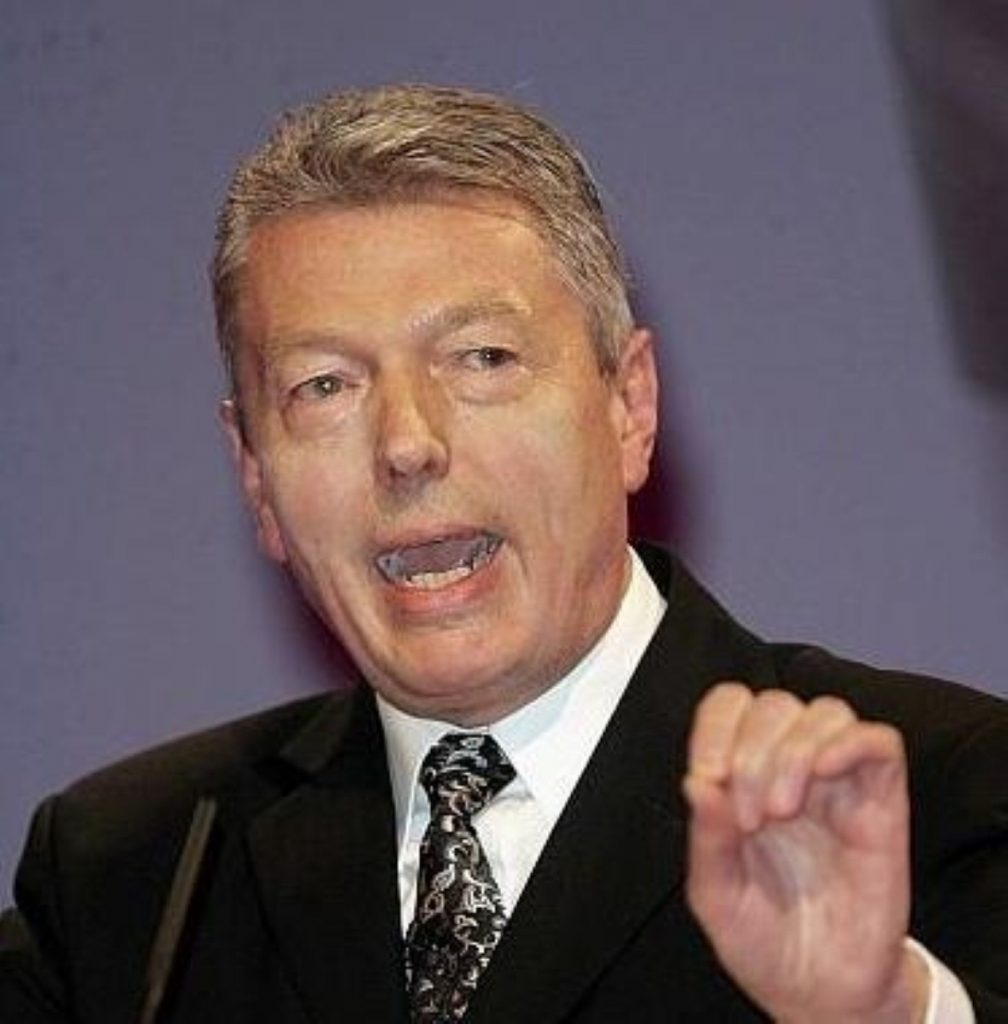 Education secretary Alan Johnson introduces new laws giving teachers more powers over unruly pupils