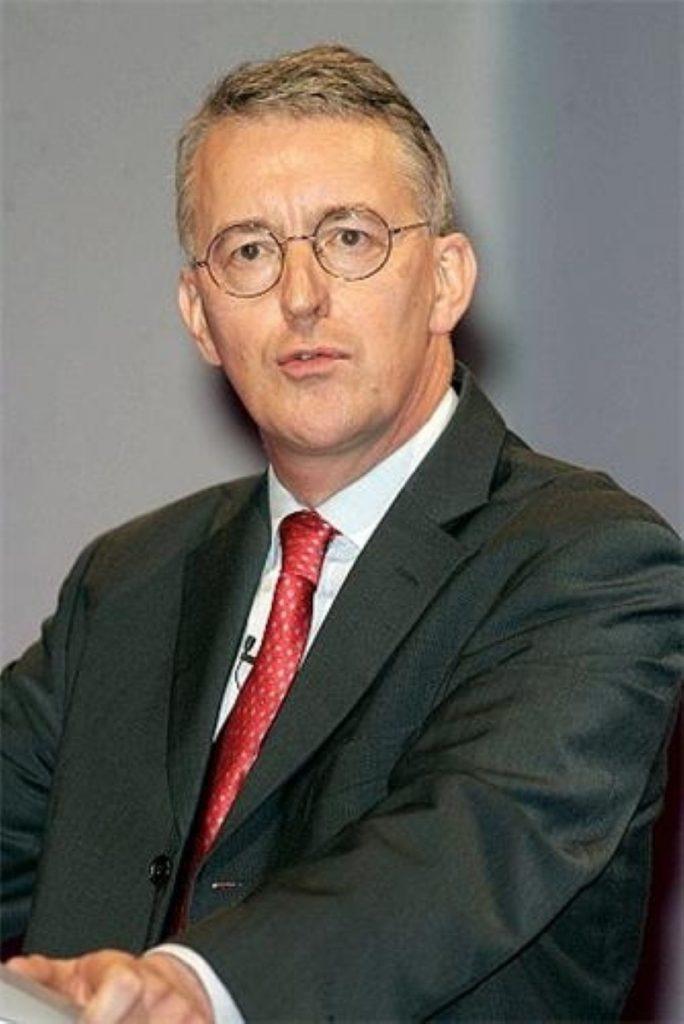 Lord Smith backs Hilary Benn for deputy Labour leadership