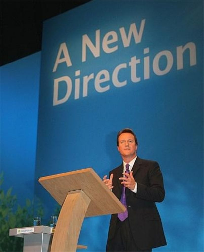 Cameron looking to gain in local elections