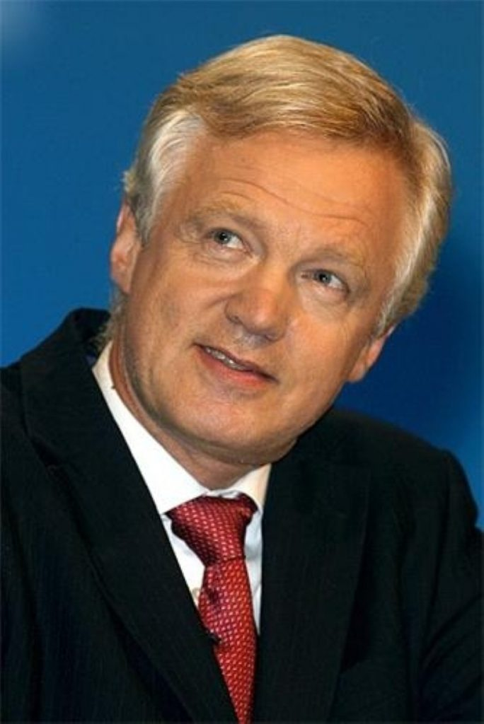 David Davis leads new drive against ID cards