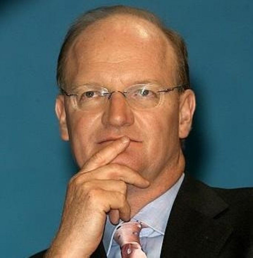 David Willetts said there were `fuzzy boundaries` on student visas.