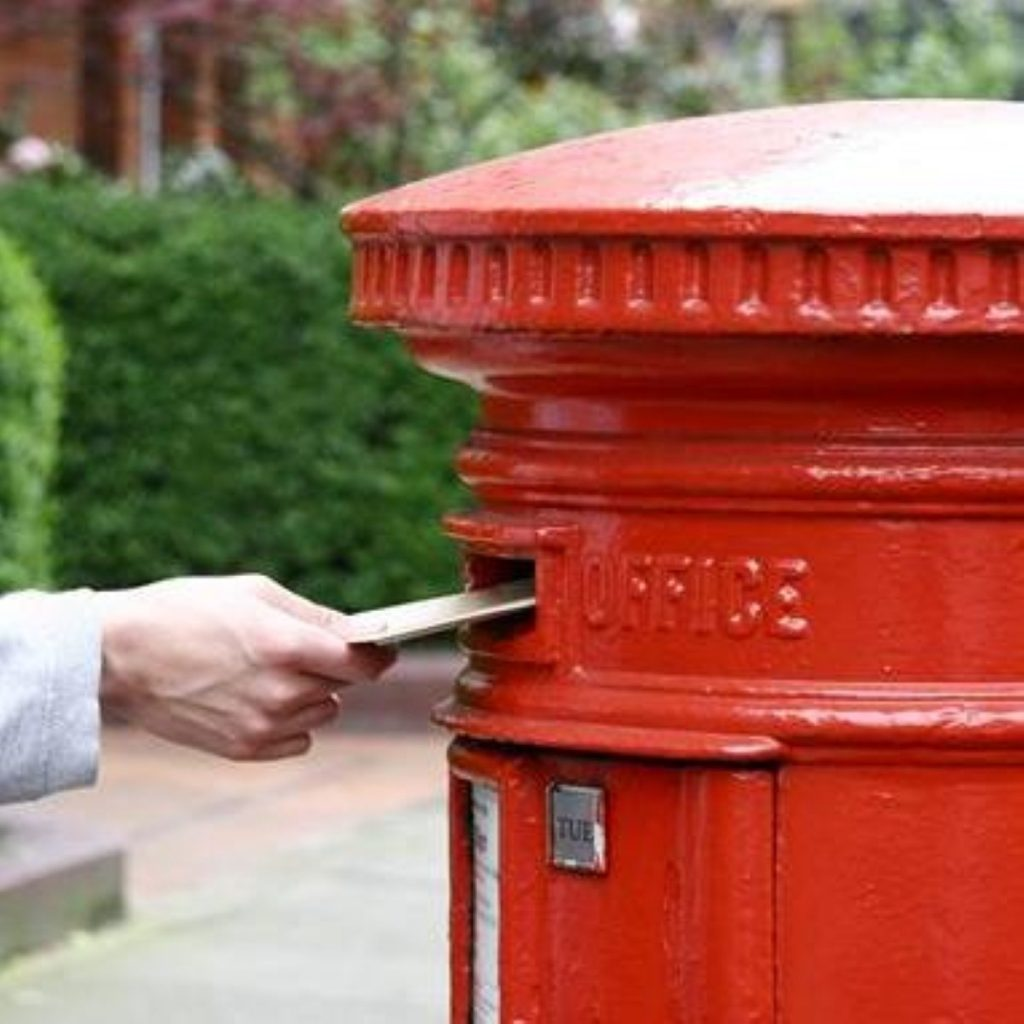 Postal services bill goes awol