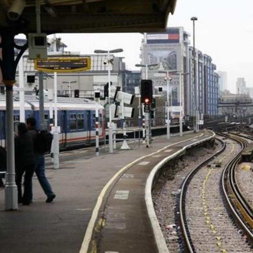 The rail line could not turn a profit