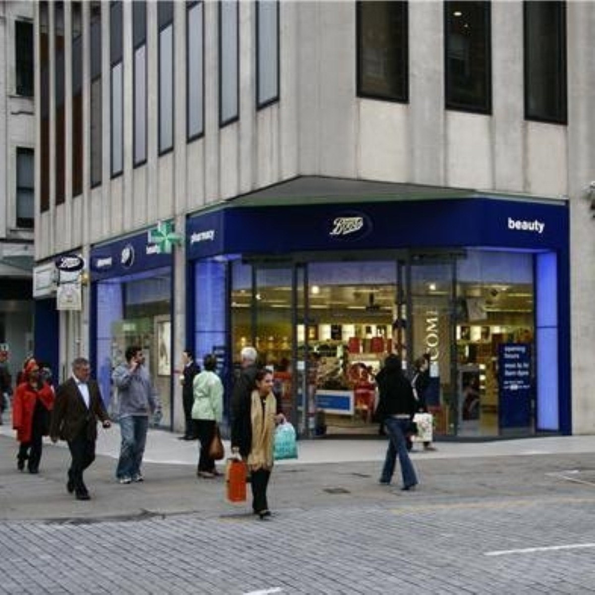 Boots: Just one target for private equity firms