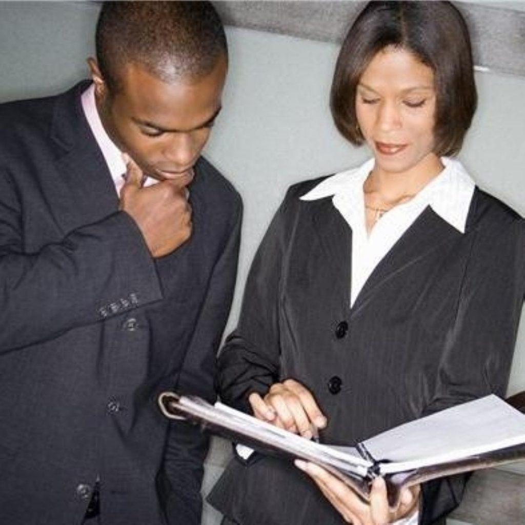 Women are under-represented in top jobs