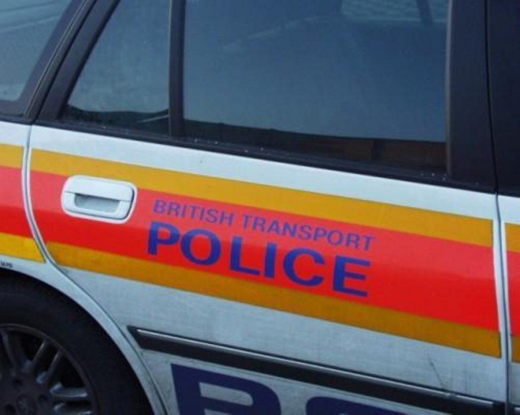Police seal off York railway station