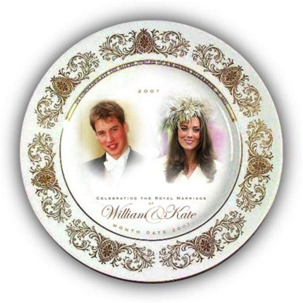 It's royal wedding time