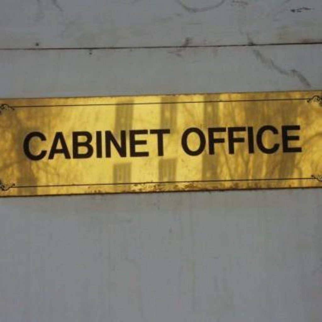 Three winners will get to lobby the Cabinet