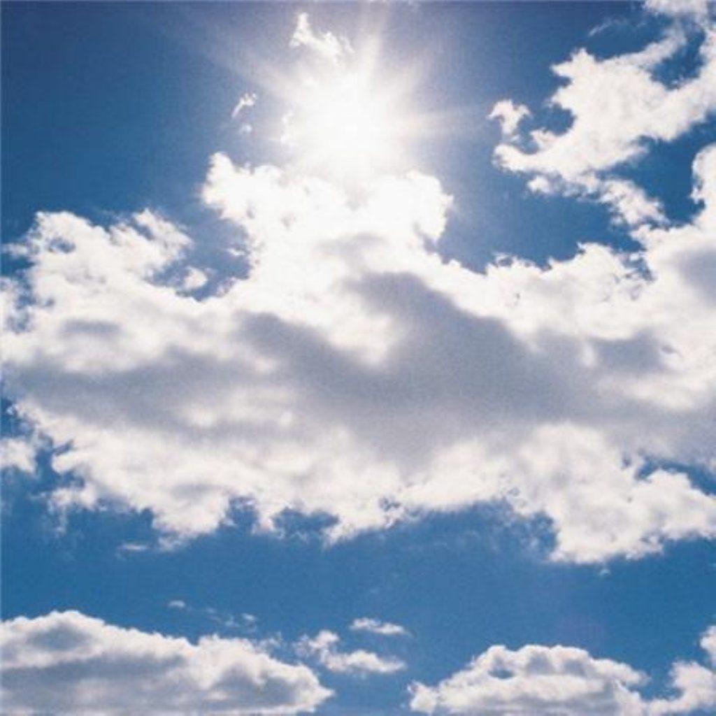 Every cloud...
