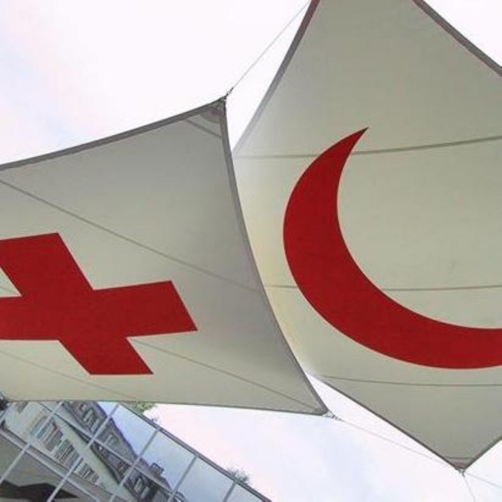 The Red Cross has been present in Pakistan since 1947