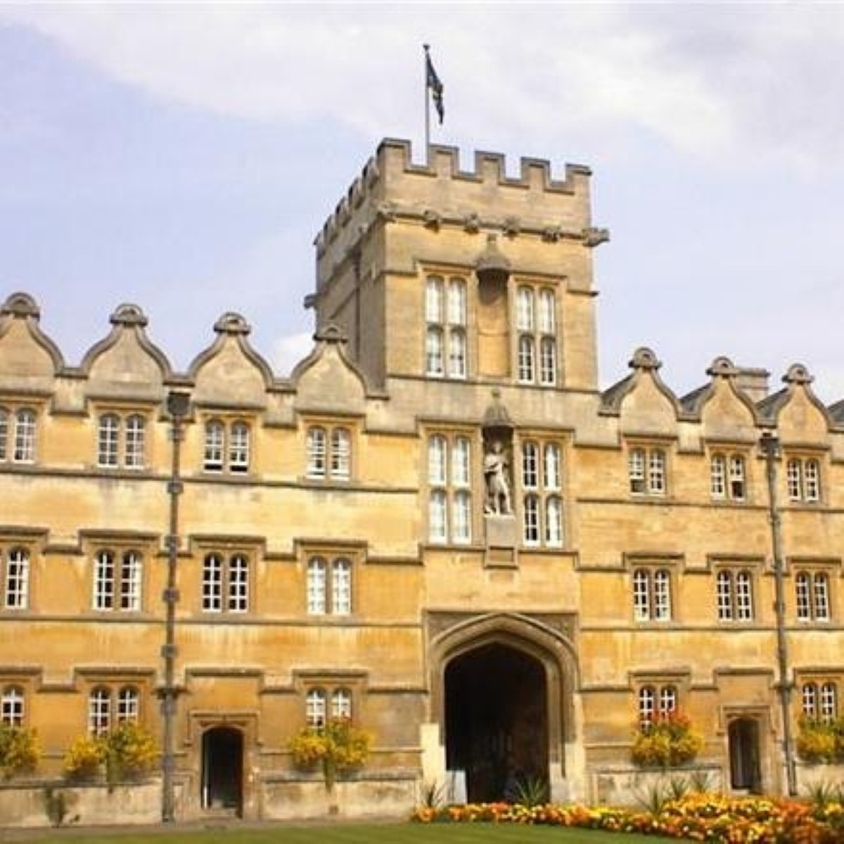 University College, Oxford, will be subject to competition just like everyone else