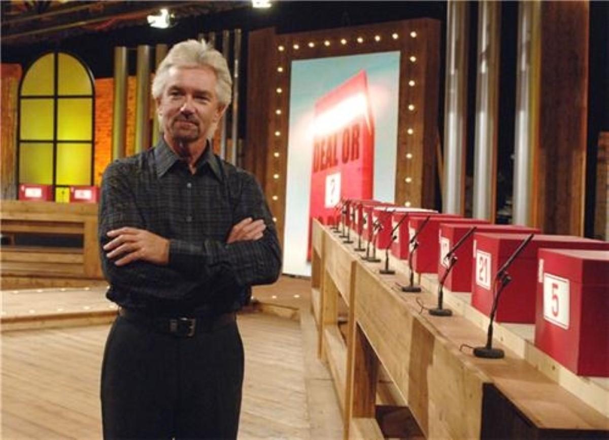 Noel Edmond wants to buy the BBC