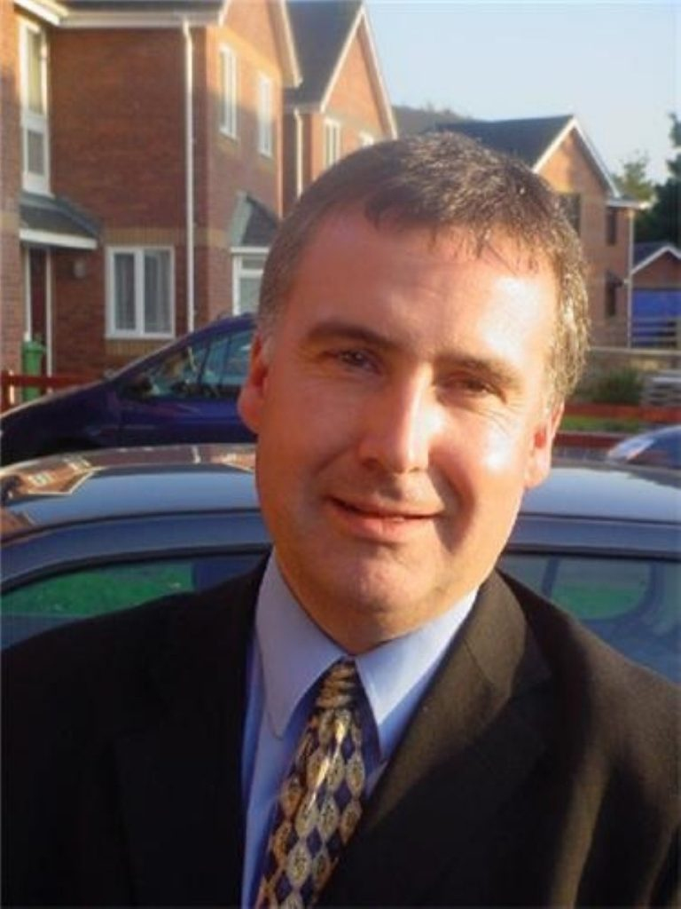 Mark Williams is the Lib Dem MP for Ceredigion