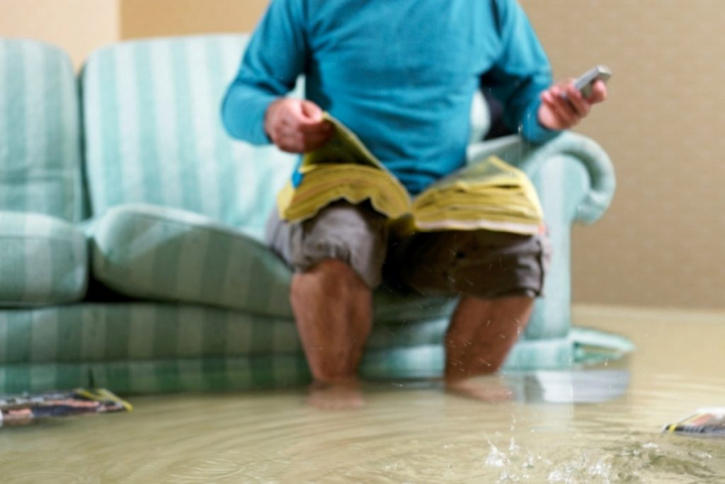 Labour goes on the offensive over flooding, again