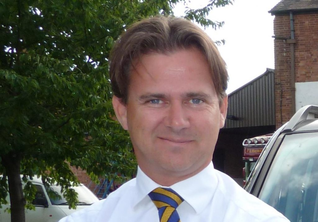 Mark Lancaster is the Conservative MP for Milton Keynes North