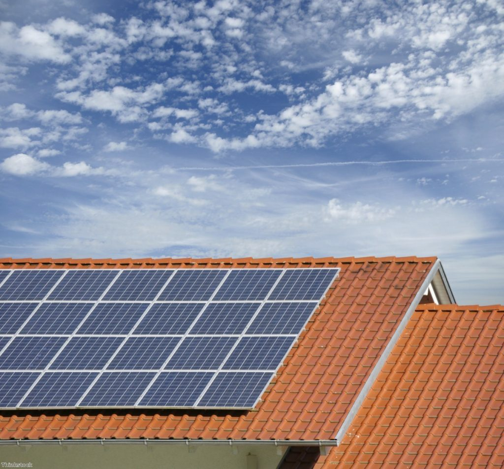 Small-scale solar energy hit by feed-in tariff review, campaigners say