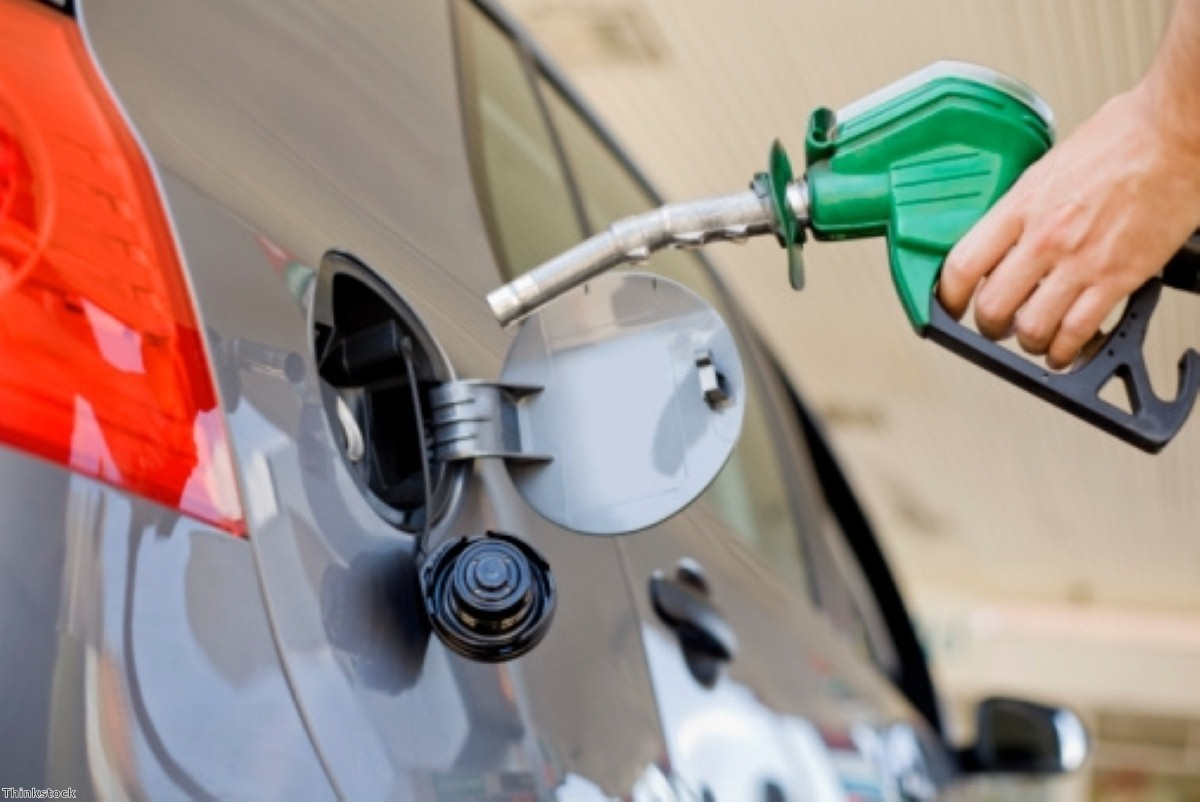 Pumping gas: Some motorists complain they are being priced off the roads