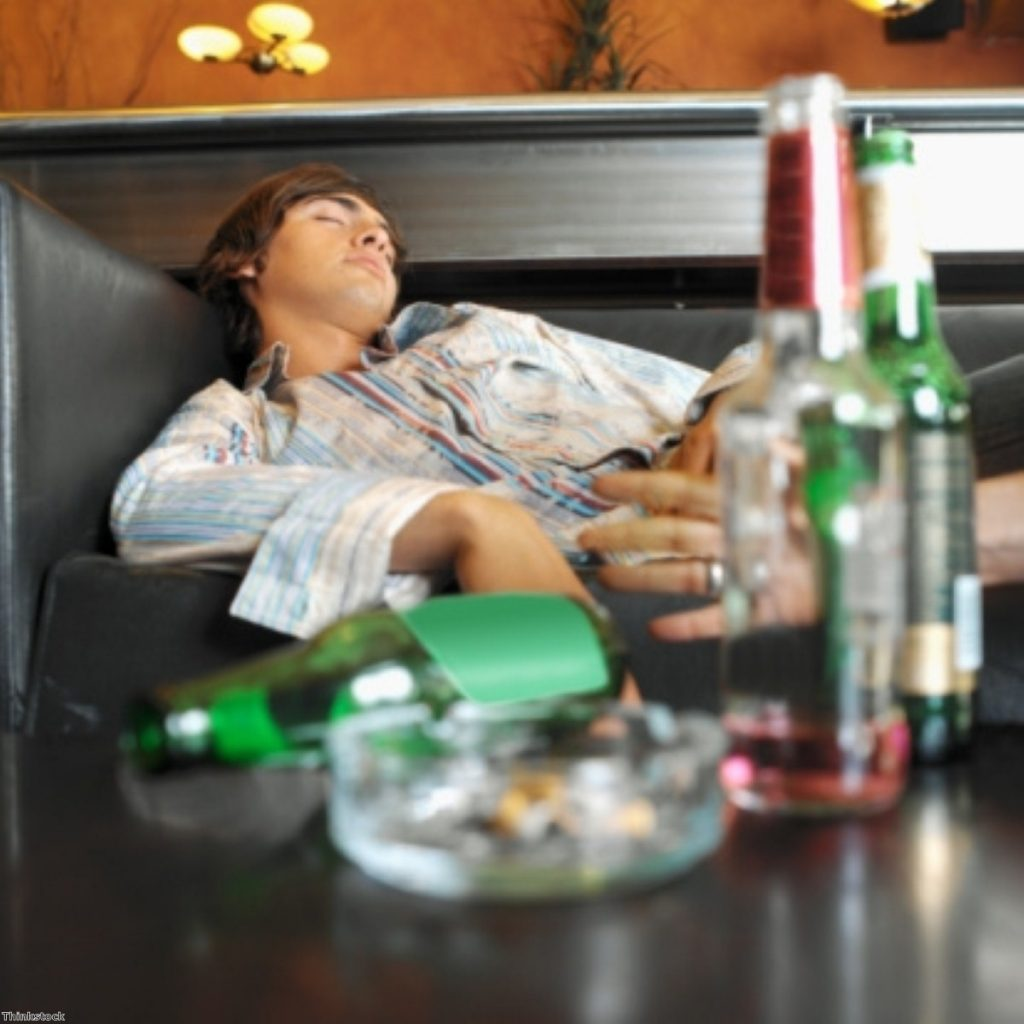 Plans are aimed at curbing binge drinking