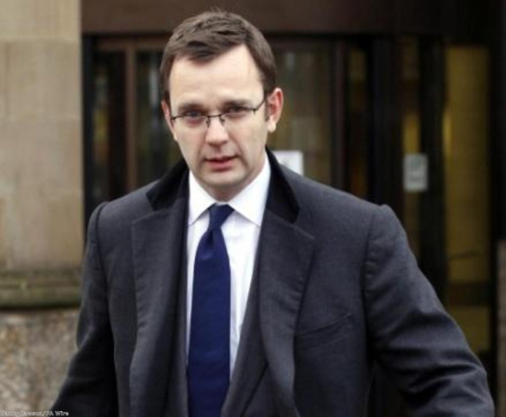 Andy Coulson, David Cameron's former head of communications, has been found guilty of phone-hacking