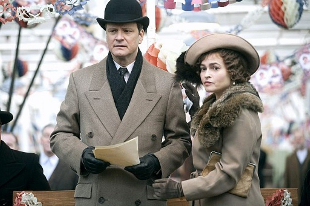 Bafta winners Colin Firth and Helena Bonham Carter have been named as supporters of the 'yes' campaign