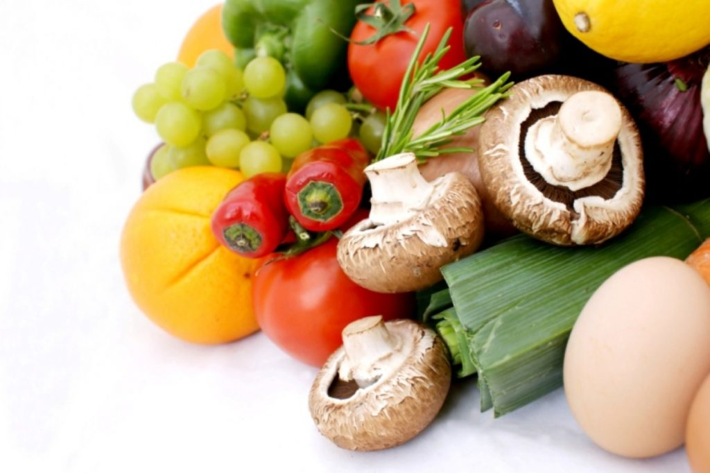 The SDC recommended the government promote food production of fruits and vegetables in the UK.
