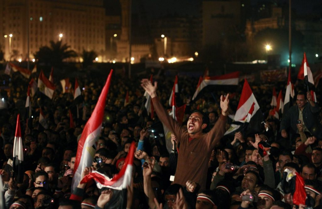 Egypt faces another turbulent period, William Hague fears