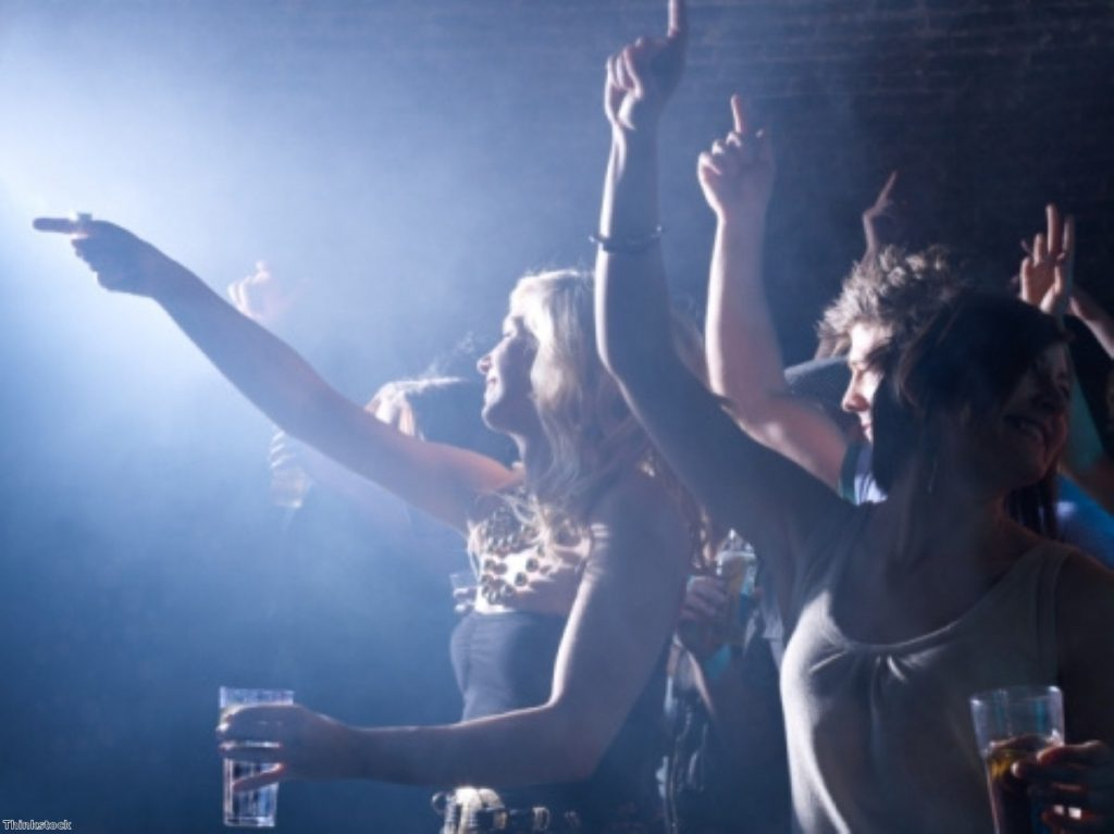 Critics say the programme exploits inembriated women on nights out.