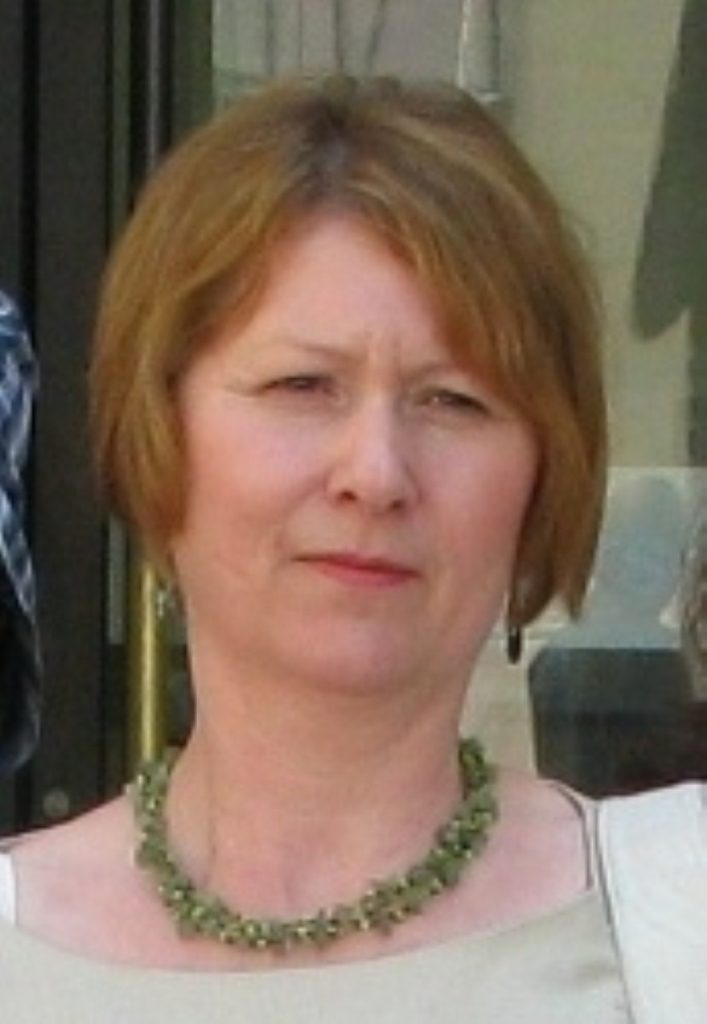 Julie Bailey is the founder of Cure the NHS