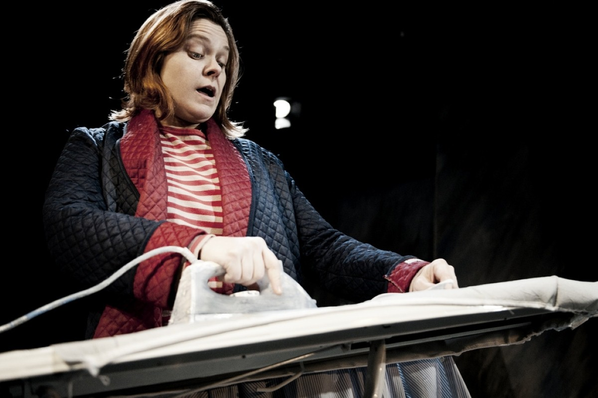 Lizzie Roper astounds as Ruth - whose transformation on stage is entirely through monologue.