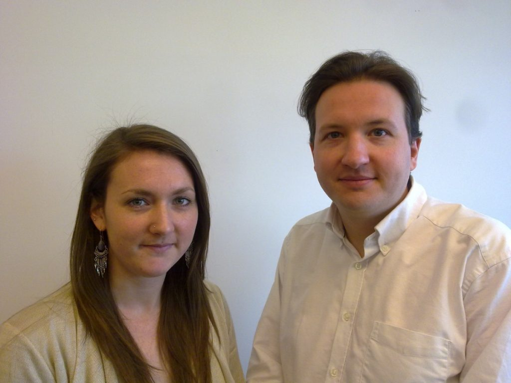 Ella Jackson is the policy and public affairs intern and Robin Hewings is the tobacco control policy manager at Cancer Research UK.