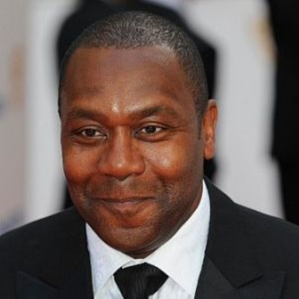 Lenny Henry: Born in the UK, for what it's worth.