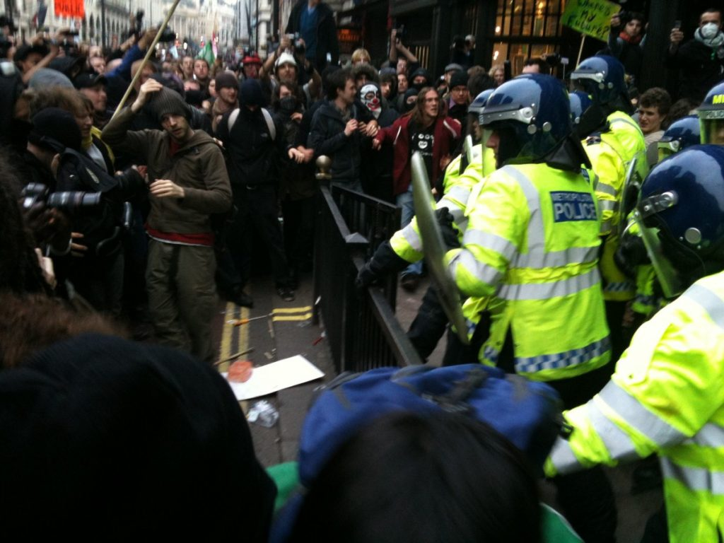Policing the radical left? How identity politics killed solidarity