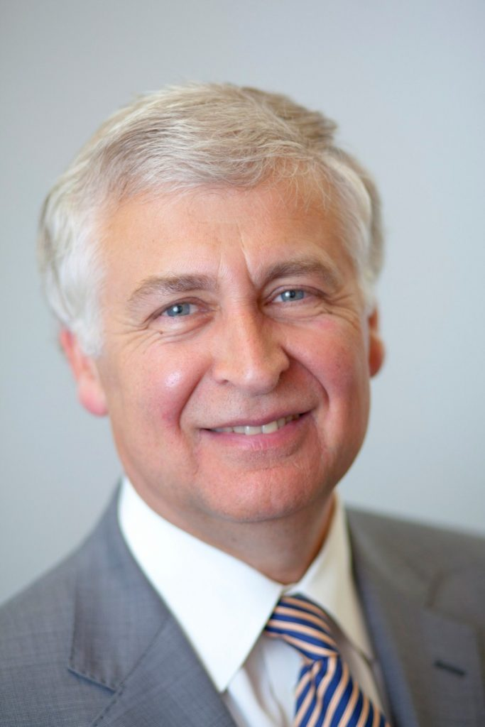 Sir Nick Young is chief executive of the British Red Cross.