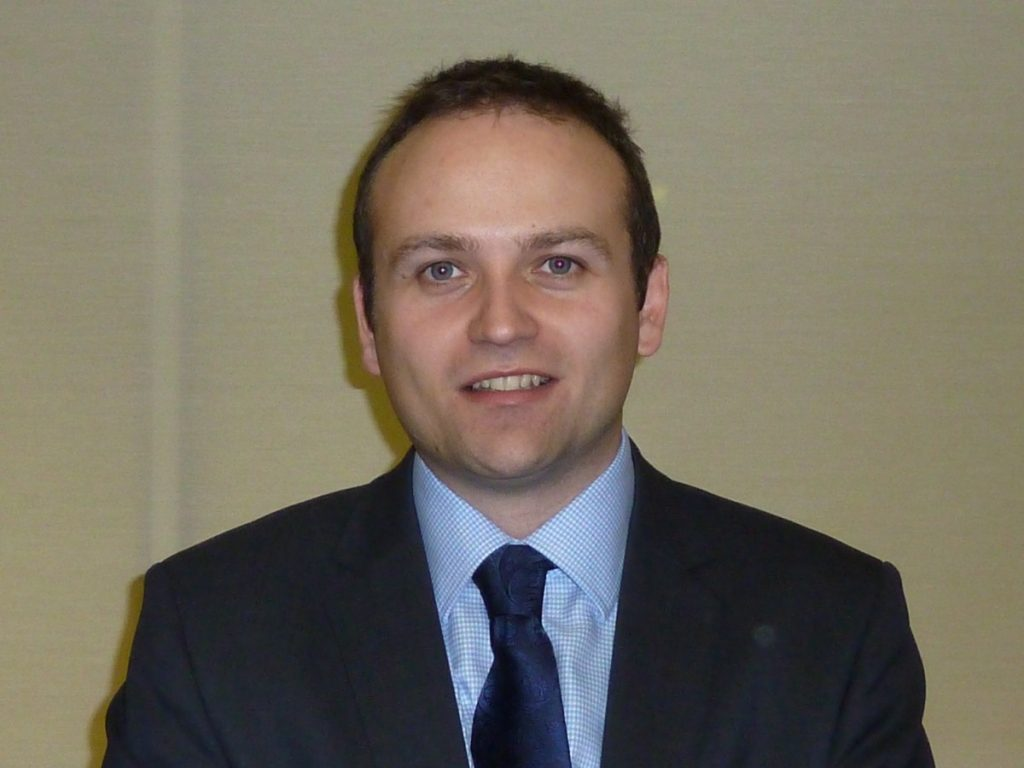 Neil Coyle is the director of policy at the Disability Alliance.