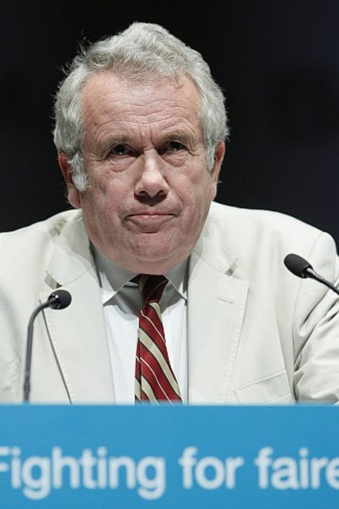 Martin Bell was Britain's best known independent MP