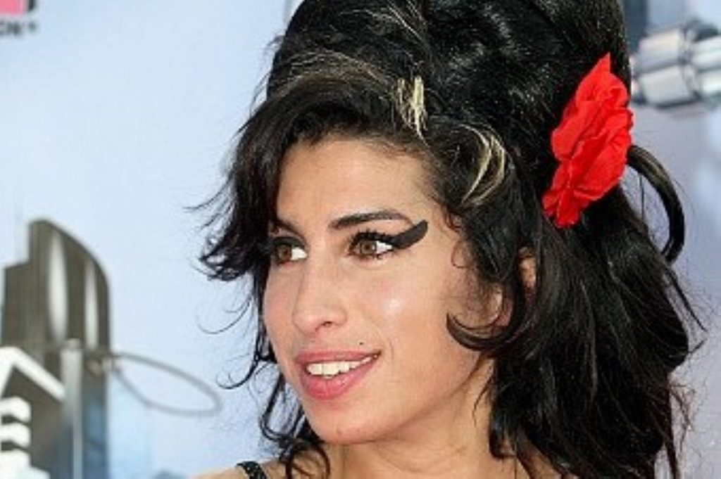 Nick Clegg's Amy Winehouse impression