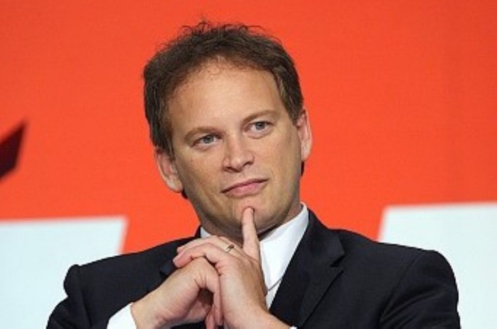 Shapps: Posed as 'multi-million-dollar web marketer' Michael Green at an internet conference in a Las Vegas