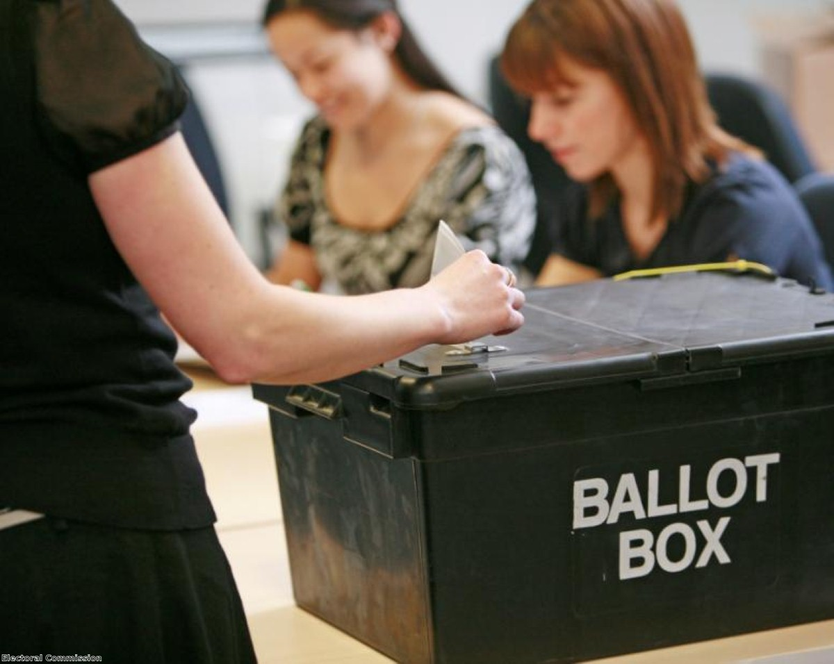 The incompleteness of the electoral register undermines the credibility of our democracy