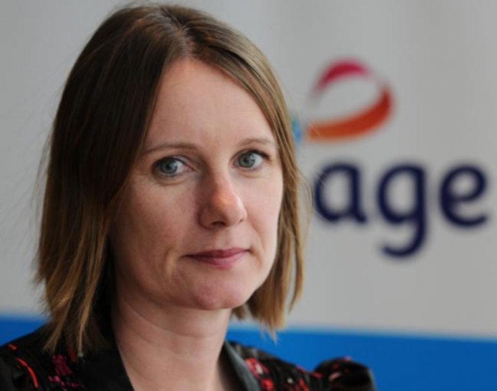Michelle Mitchell is charity director of Age UK