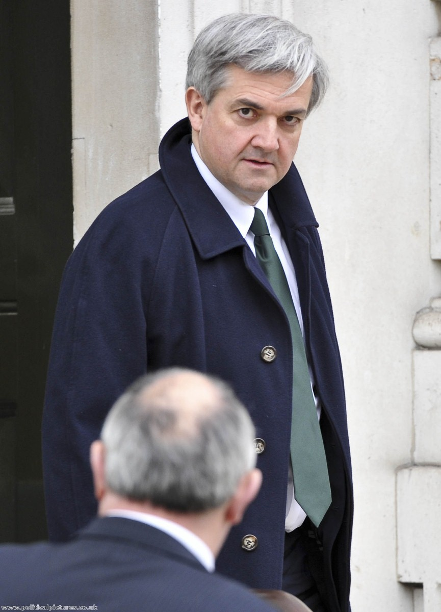 Chris Huhne is fighting two separate rows