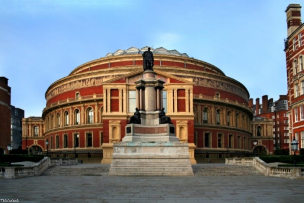 """Disruption and """"sustained disturbance"""" at the Royal Albert Hall"""